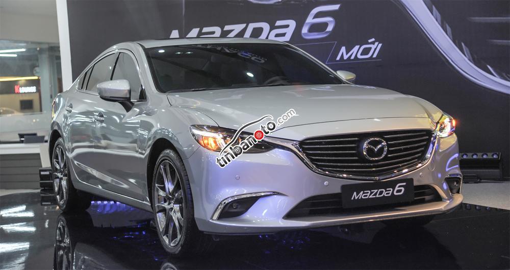 ban oto Lap rap trong nuoc Mazda 6 2.0 Premium 2017