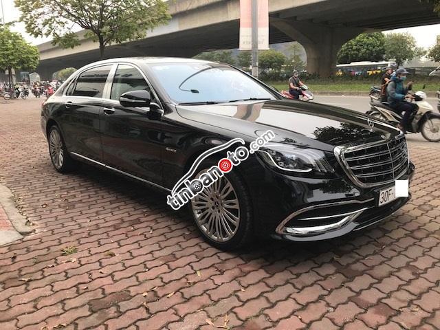 ban oto Nhap khau Mercedes-Benz Maybach  2017