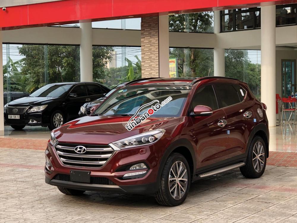ban oto Nhap khau Hyundai Tucson  2017