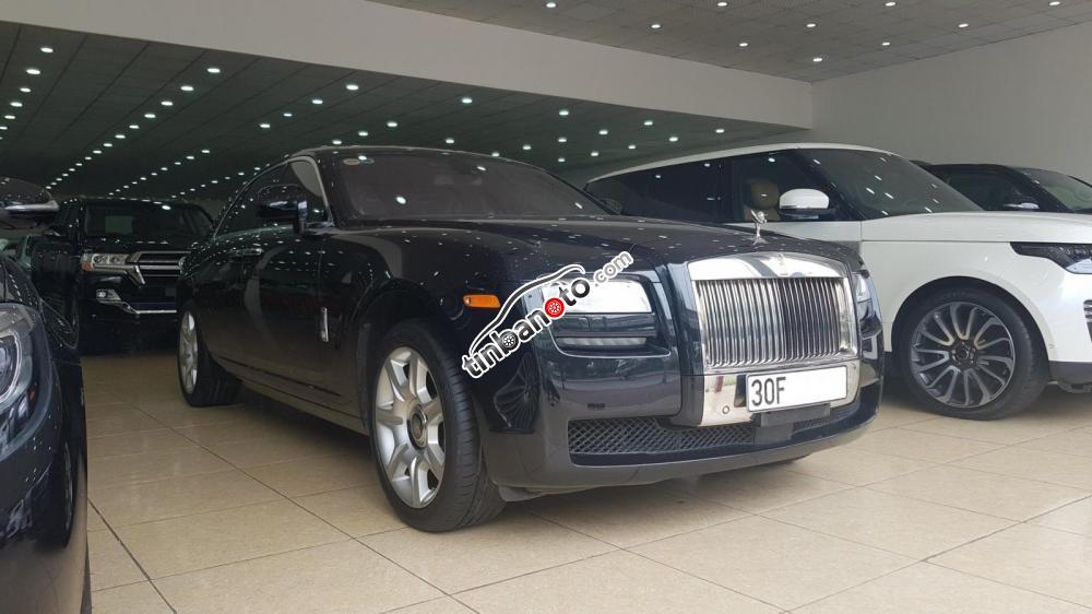 ban oto Nhap khau Rolls-Royce Ghost  2010
