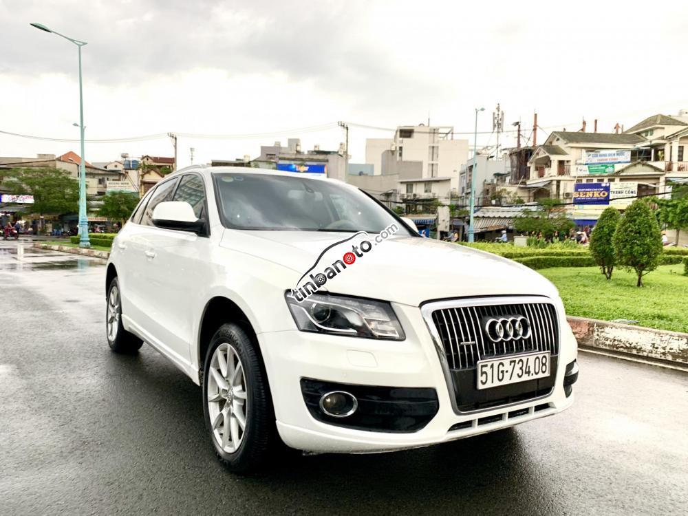 ban oto Nhap khau Audi Q7  2008