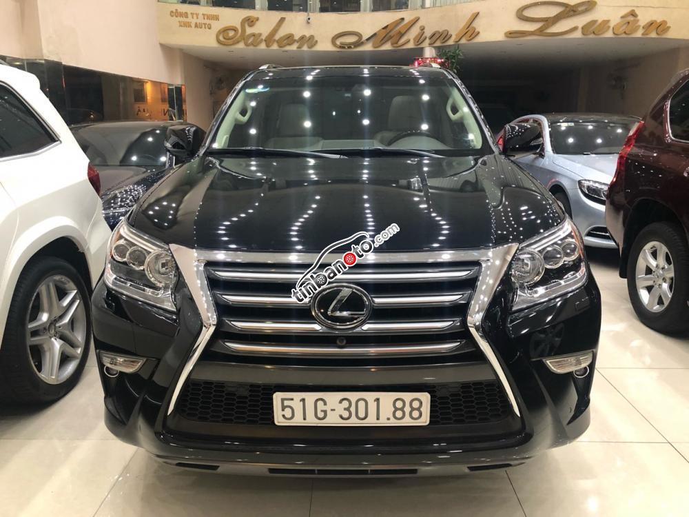 ban oto Nhap khau Lexus GX  2016