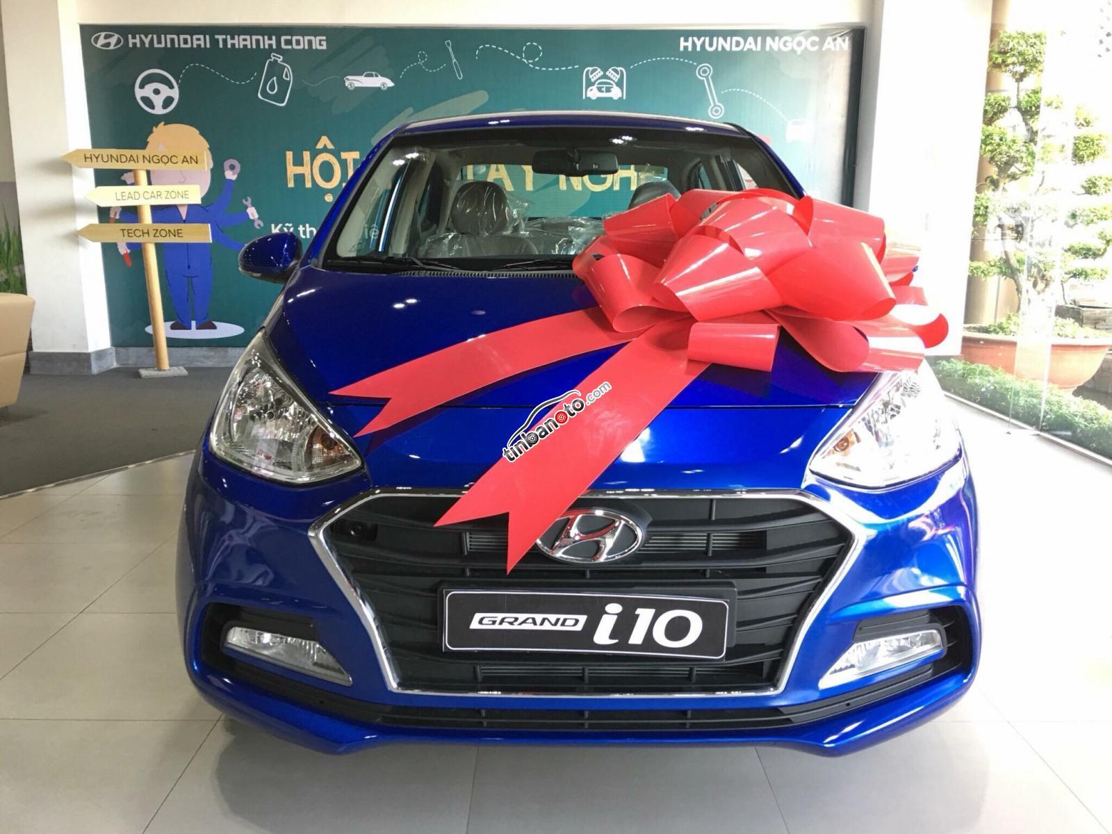ban oto Lap rap trong nuoc Hyundai Grand i10 1.2AT 2019