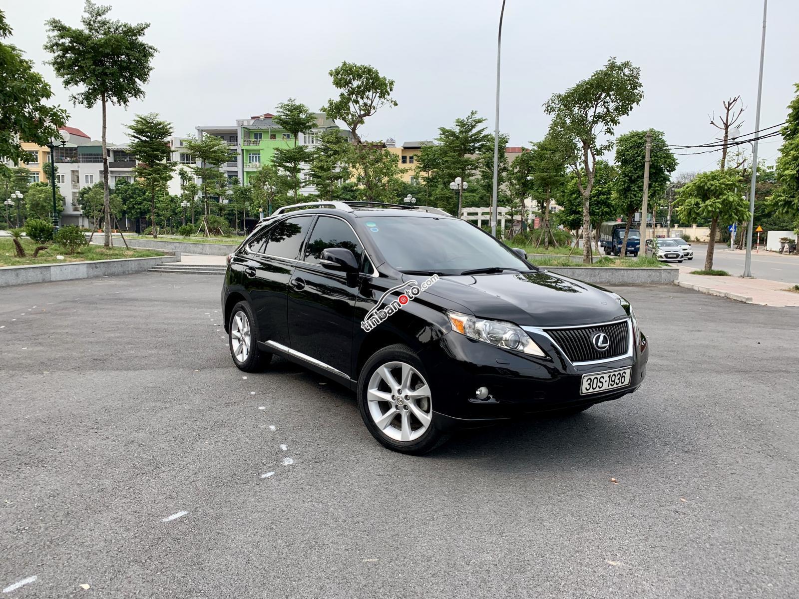 ban oto Nhap khau Lexus RX  2009