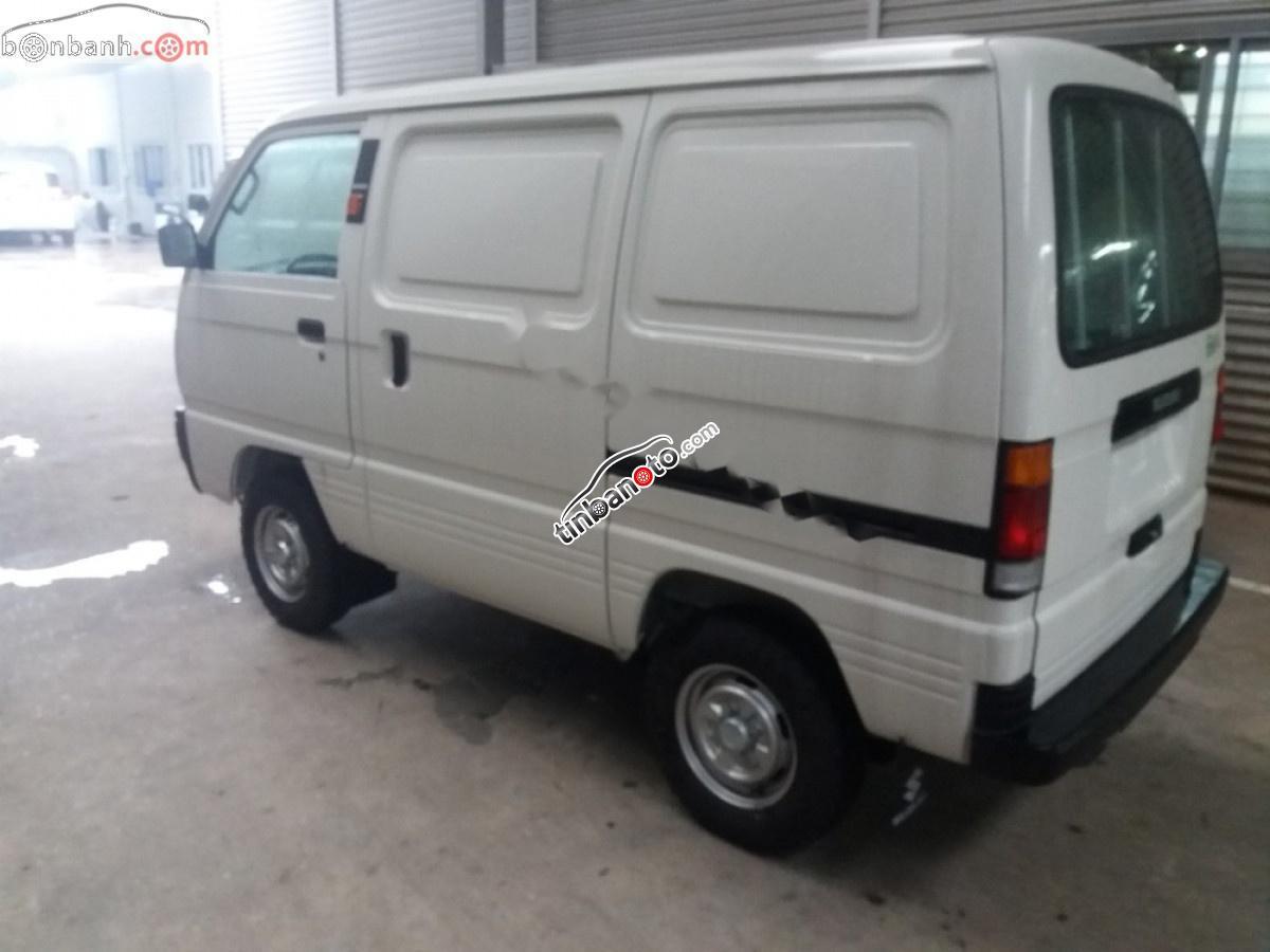 ban oto Lap rap trong nuoc Suzuki Super Carry Van Blind Van 2019