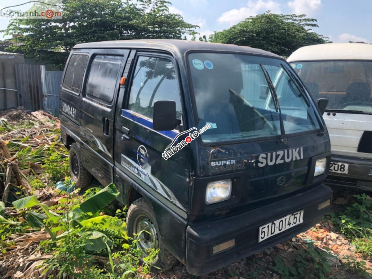 ban oto Nhap khau Suzuki Super Carry Van  1995