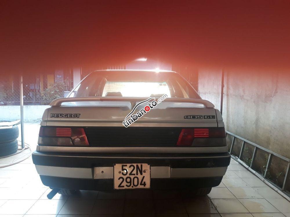ban oto Nhap khau Peugeot 405  1992