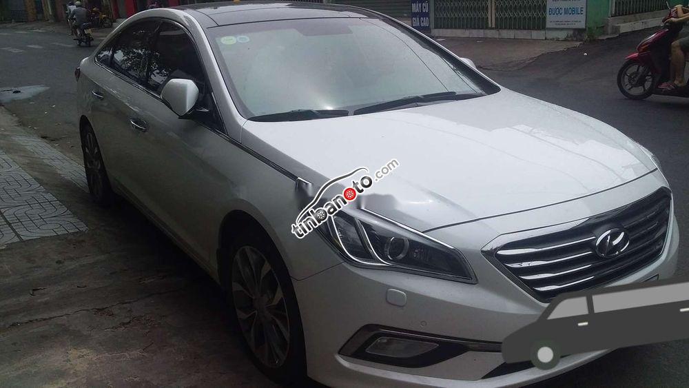 ban oto Nhap khau Hyundai Sonata  2016