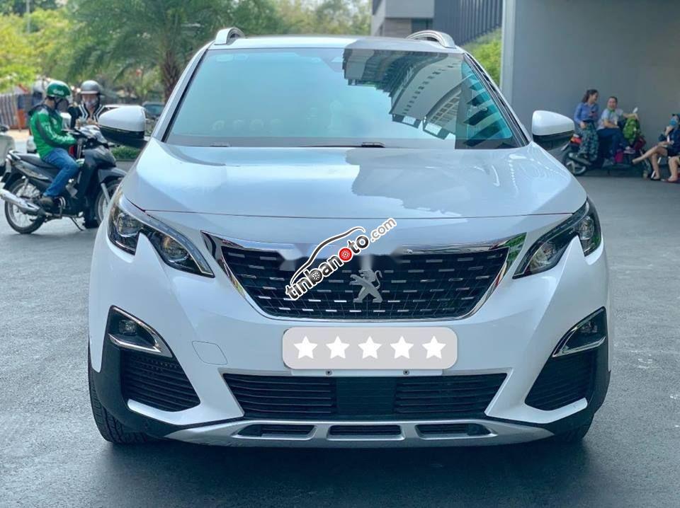 ban oto Nhap khau Peugeot 3008  2018