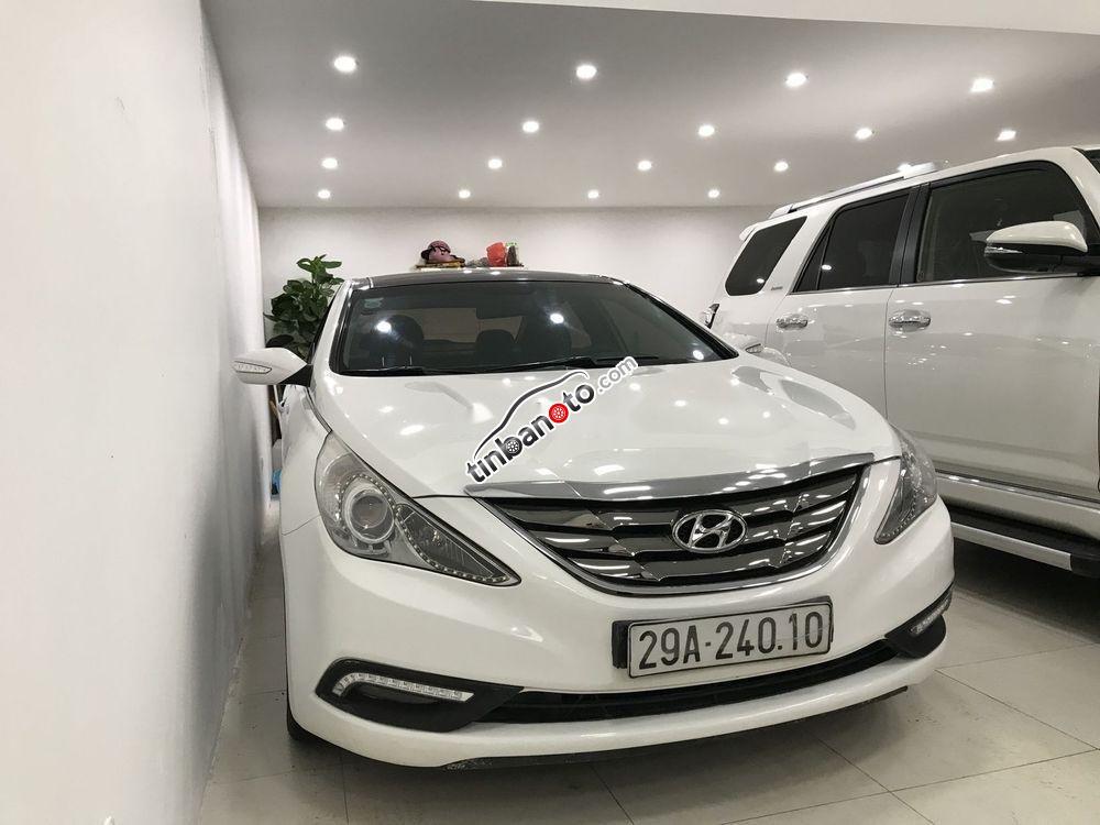ban oto Nhap khau Hyundai Sonata   2011