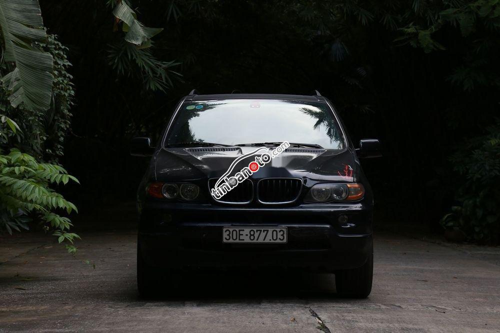 ban oto Nhap khau BMW X5  2005
