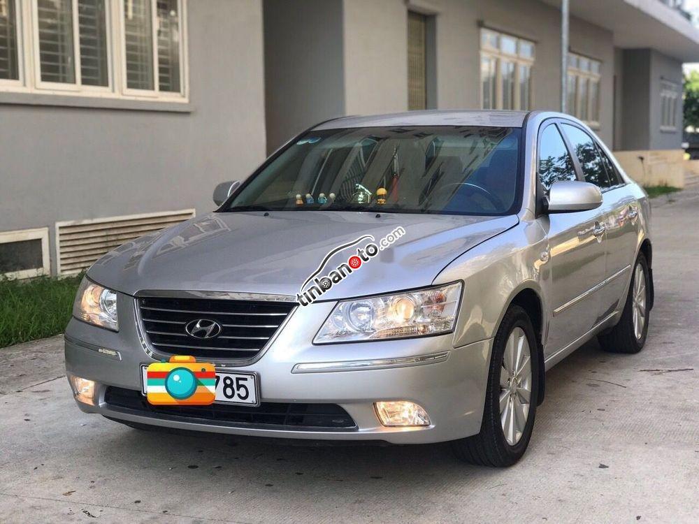 ban oto Nhap khau Hyundai Sonata  2009