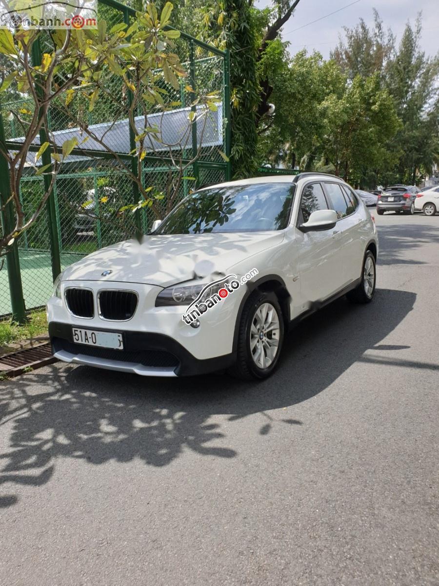 ban oto Nhap khau BMW X1  2011