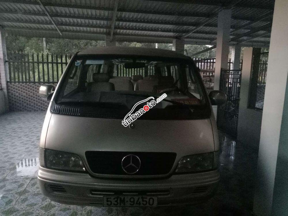 ban oto Nhap khau Mercedes-Benz MB   2004