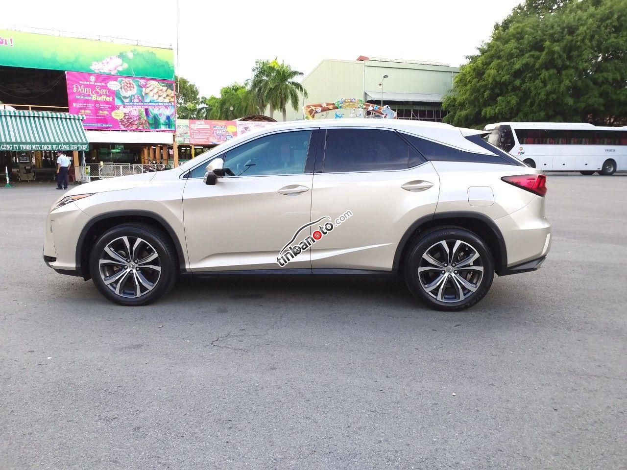 ban oto Nhap khau Lexus RX  2016