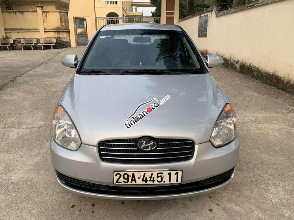 ban oto Nhap khau Hyundai Verna   2007