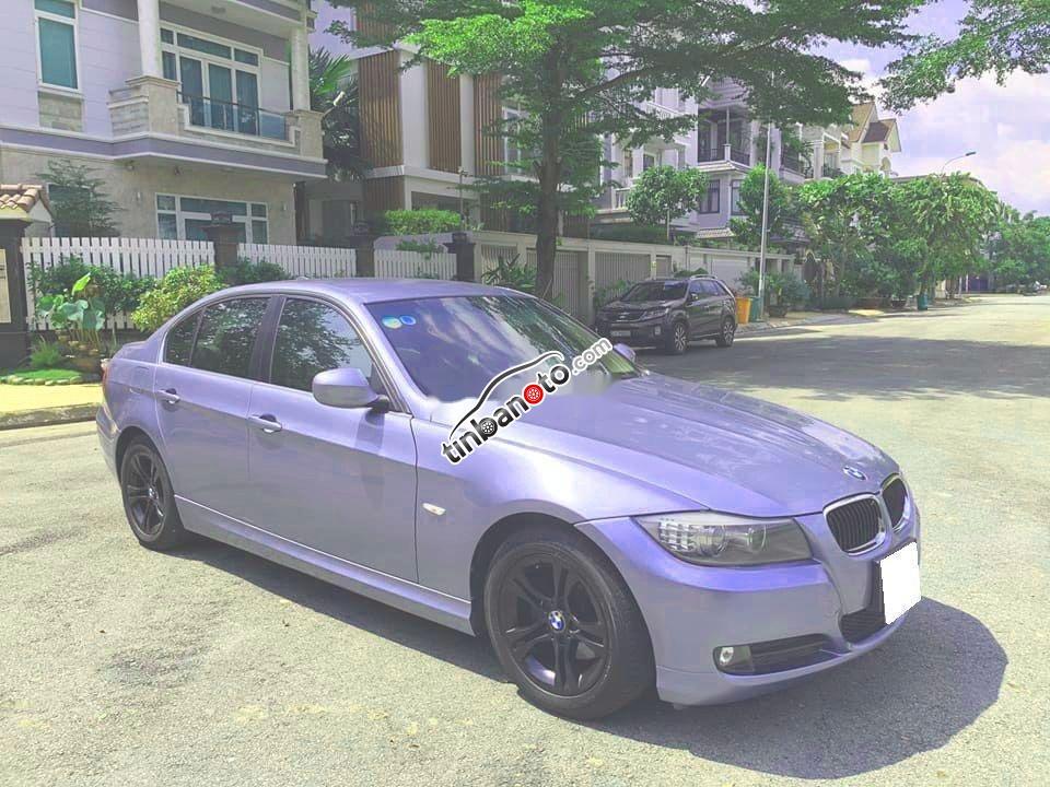 ban oto Lap rap trong nuoc BMW 3 Series   2011