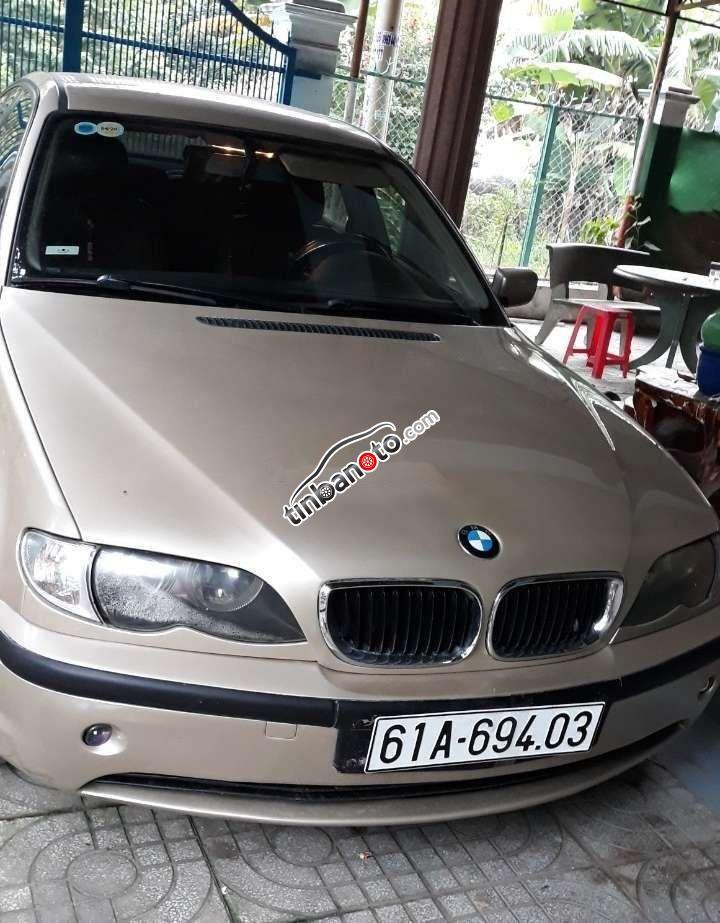 ban oto Nhap khau BMW 3 Series  2002