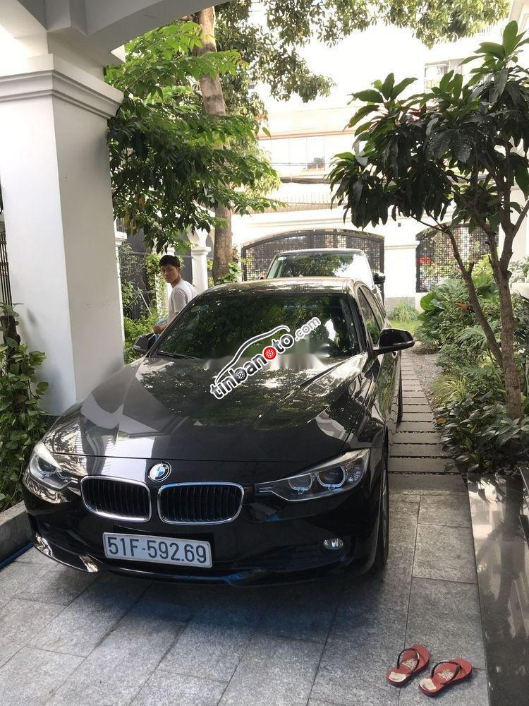 ban oto Nhap khau BMW 3 Series  2013