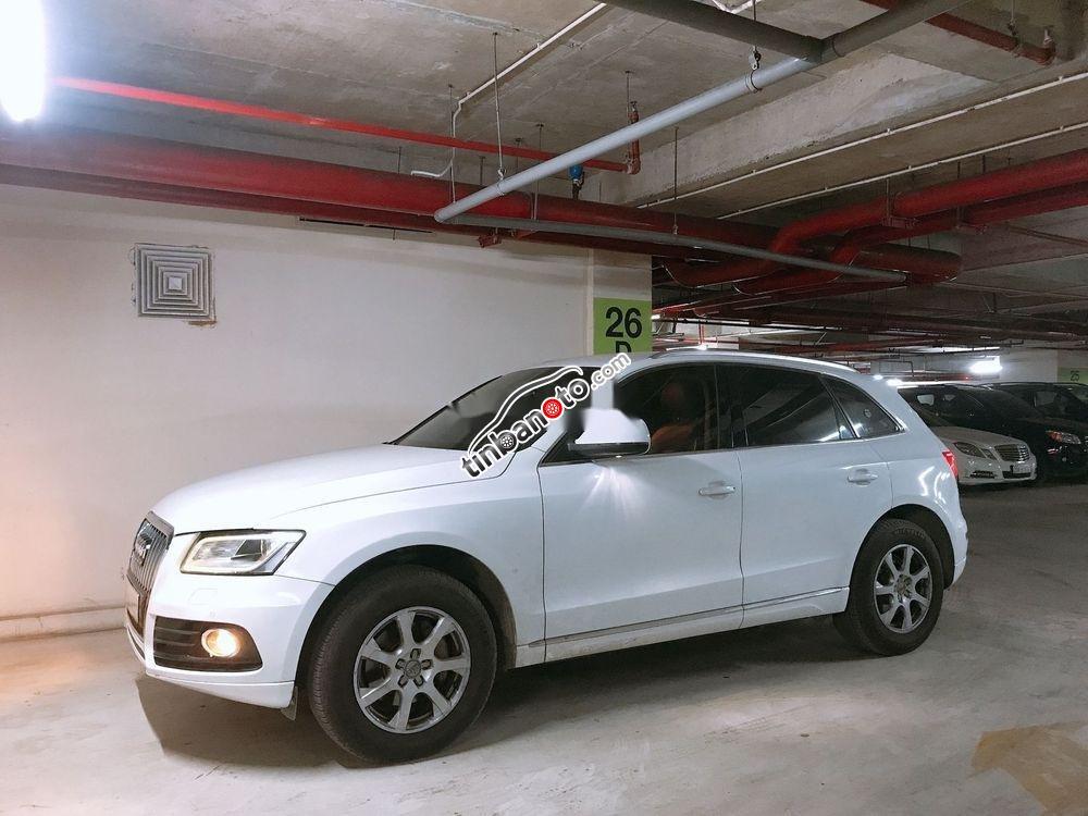 ban oto Lap rap trong nuoc Audi Q5  2013