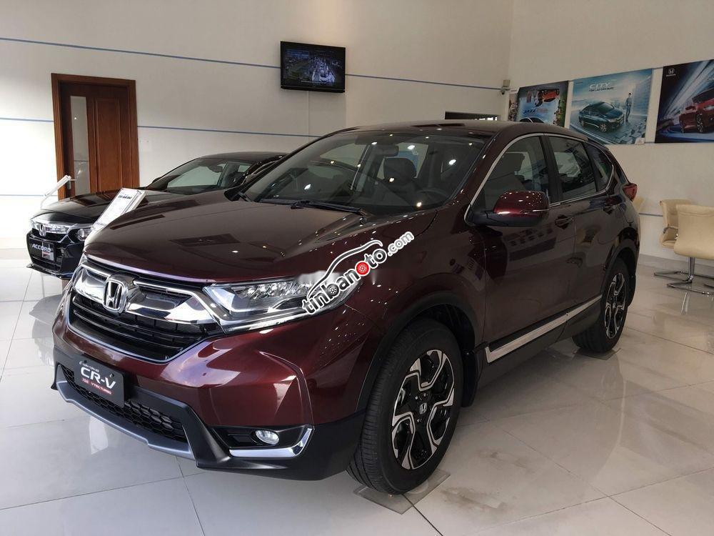 ban oto Nhap khau Honda CR V  2019