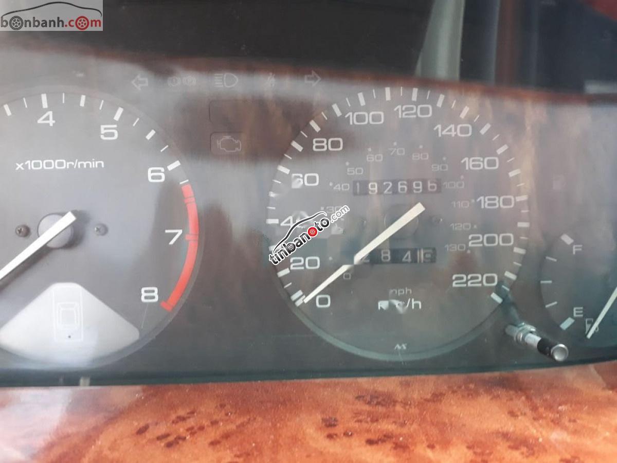 ban oto Nhap khau Honda Accord   1995