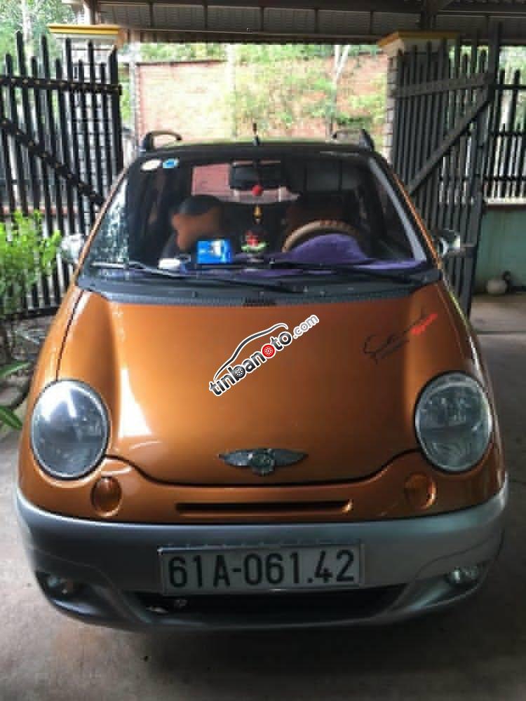 ban oto Nhap khau Daewoo Matiz  2005