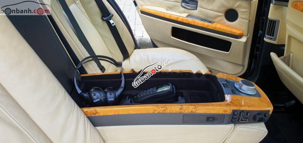 ban oto Nhap khau BMW 7 Series 760 Li Individual 2006