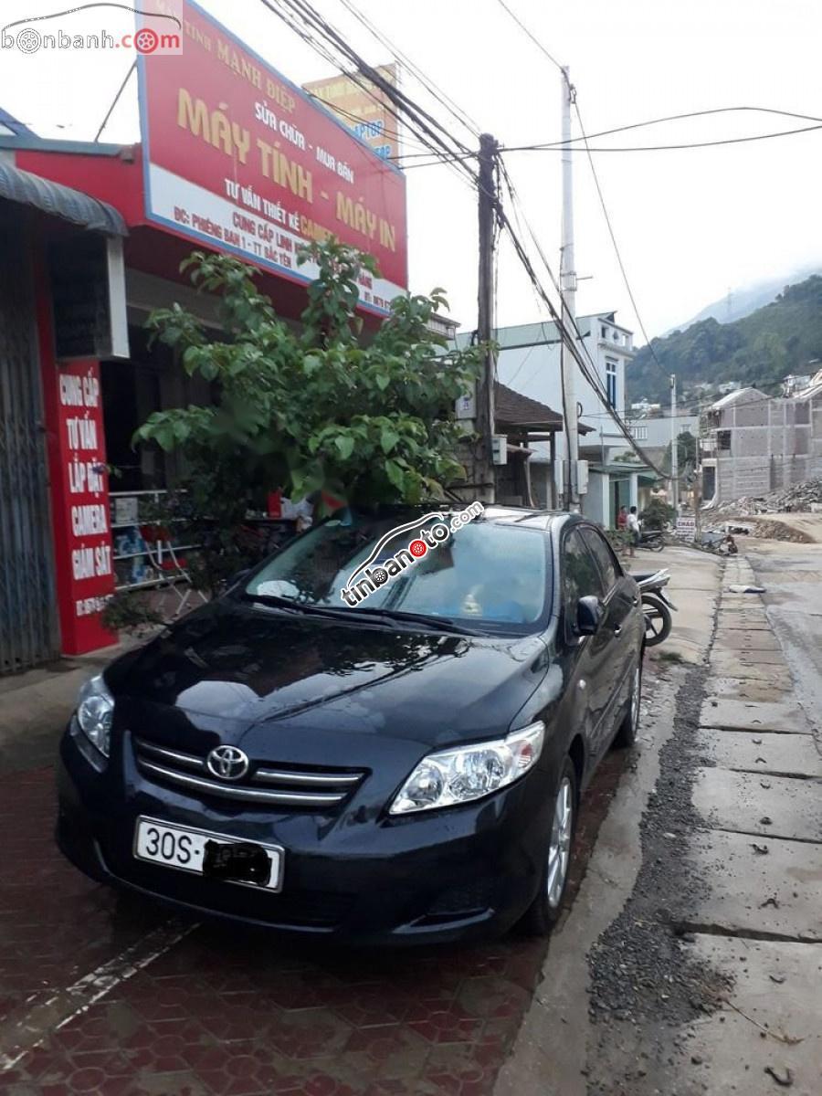 ban oto Nhap khau Toyota Corolla  2009