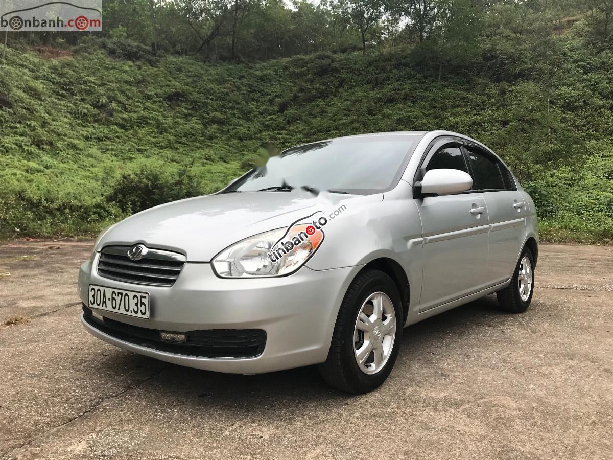 ban oto Nhap khau Hyundai Verna   2009
