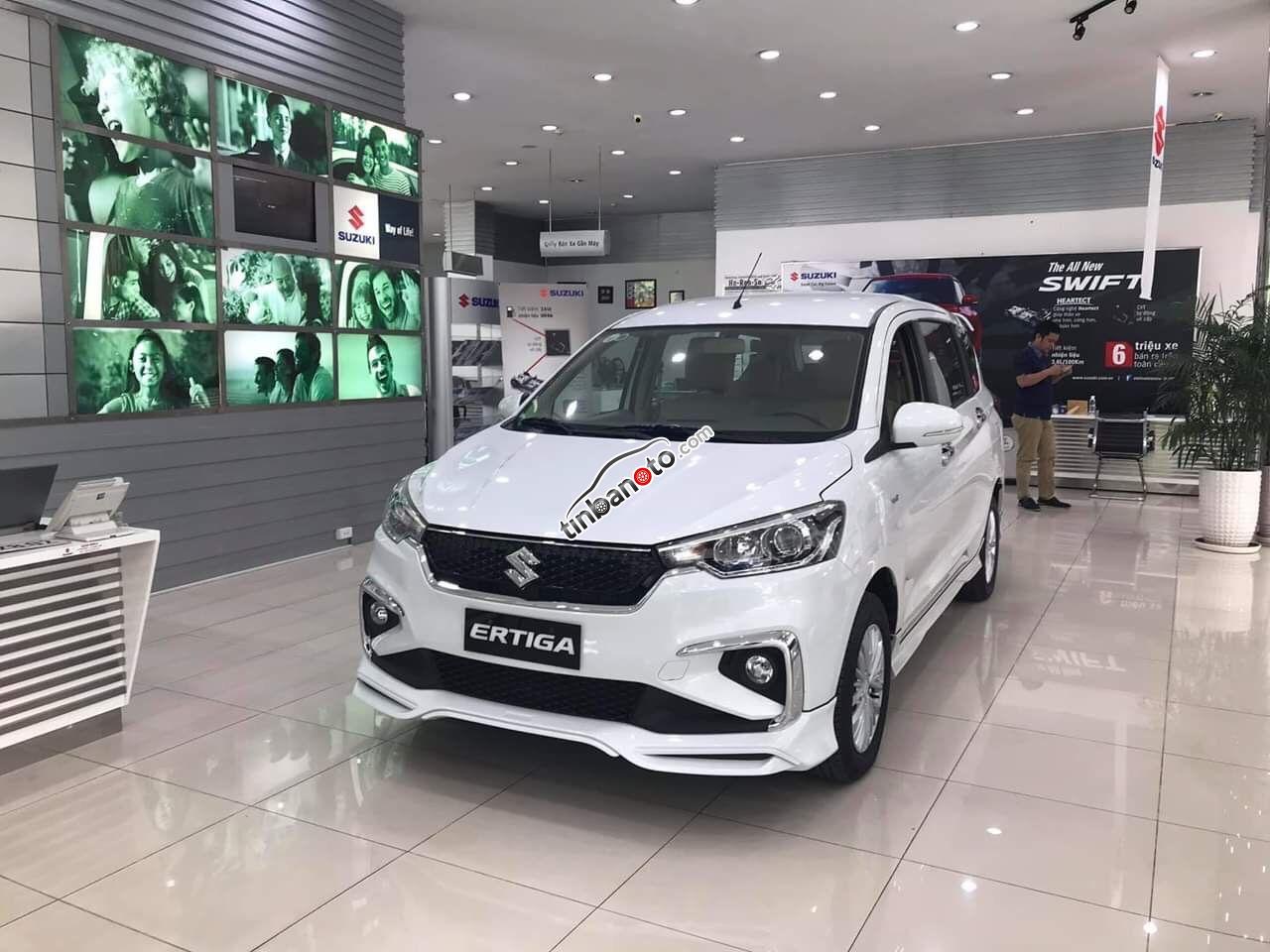 ban oto Nhap khau Suzuki Ertiga GLX 4AT 2019