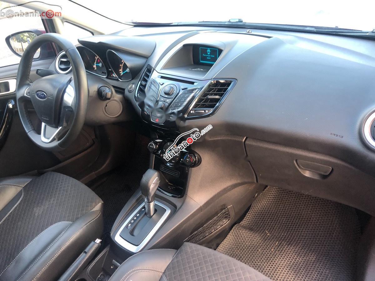 ban oto Lap rap trong nuoc Ford Fiesta   2015