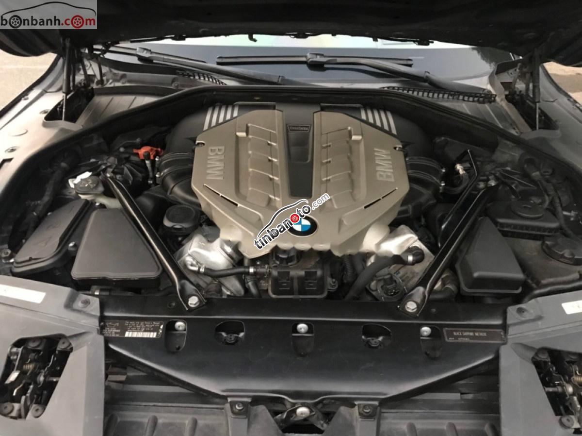 ban oto Nhap khau BMW 7 Series   2009