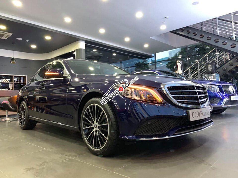 ban oto Lap rap trong nuoc Mercedes-Benz C class C200 Exclusive 2019