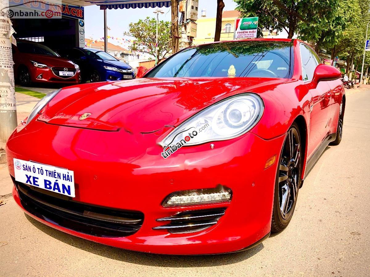 ban oto Nhap khau Porsche Panamera  S 2010