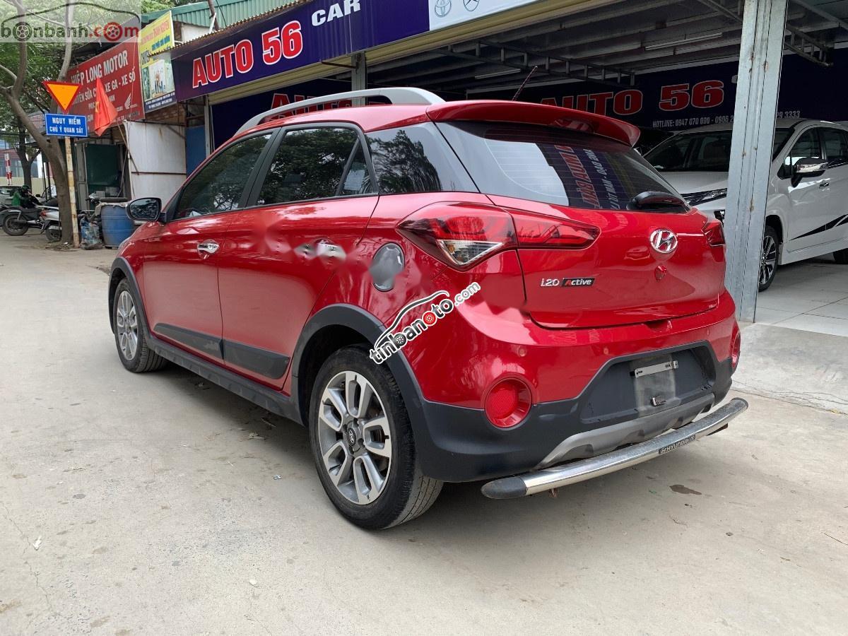 ban oto Nhap khau Hyundai i20 Active  2015