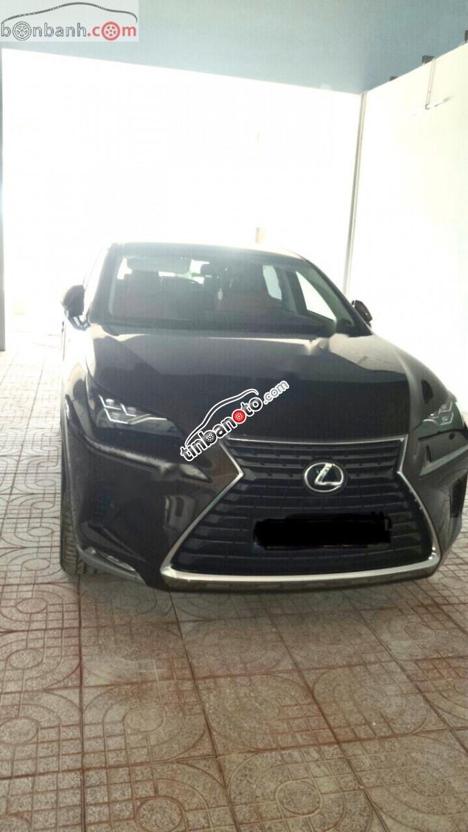 ban oto Nhap khau Lexus NX 300T 2018