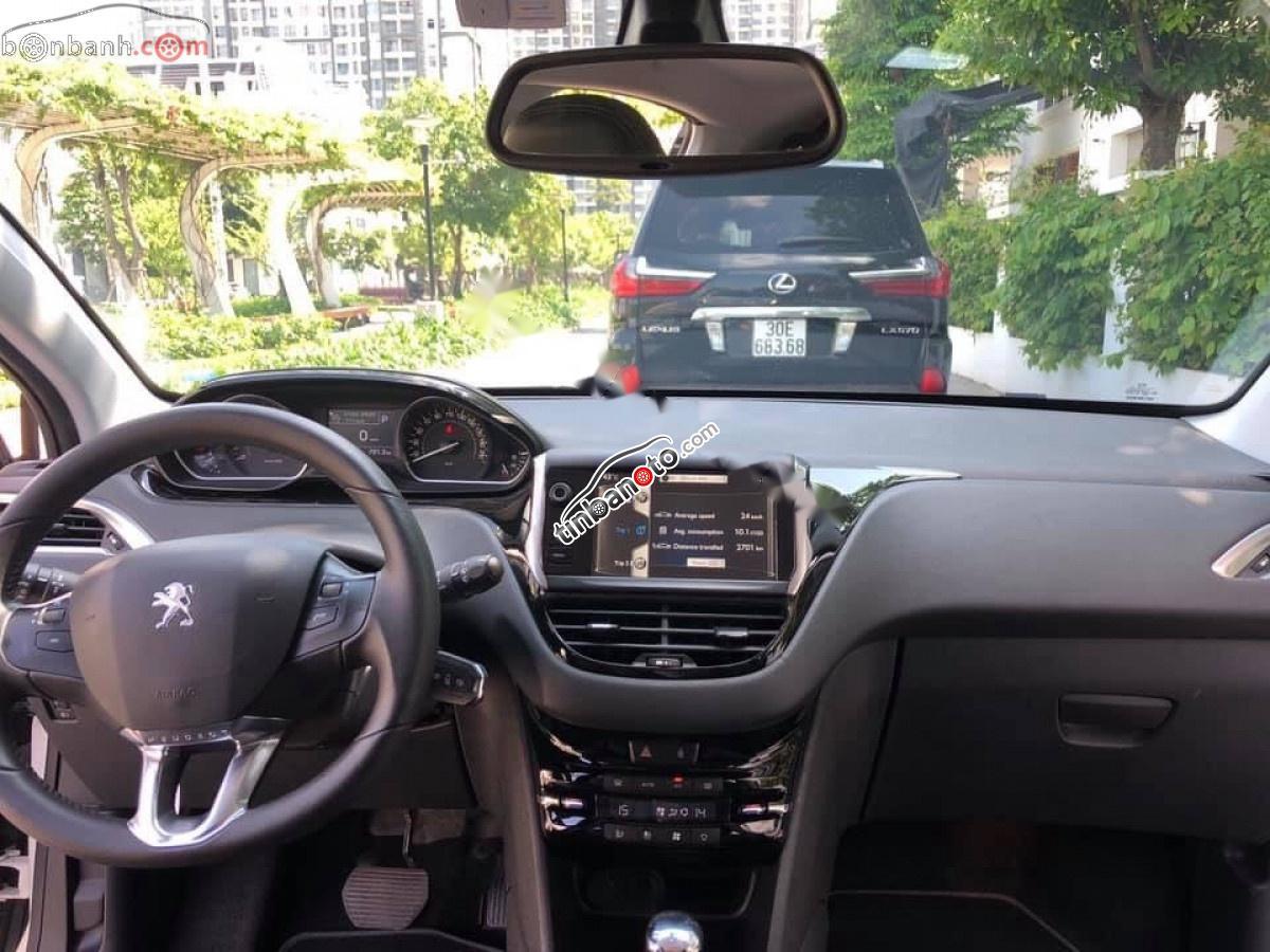 ban oto Nhap khau Peugeot 208  2013