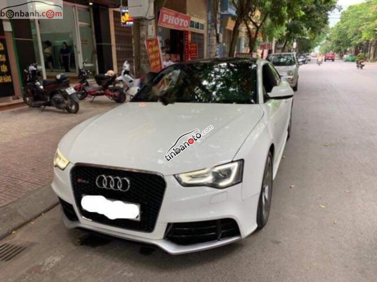 ban oto Nhap khau Audi A5  2010