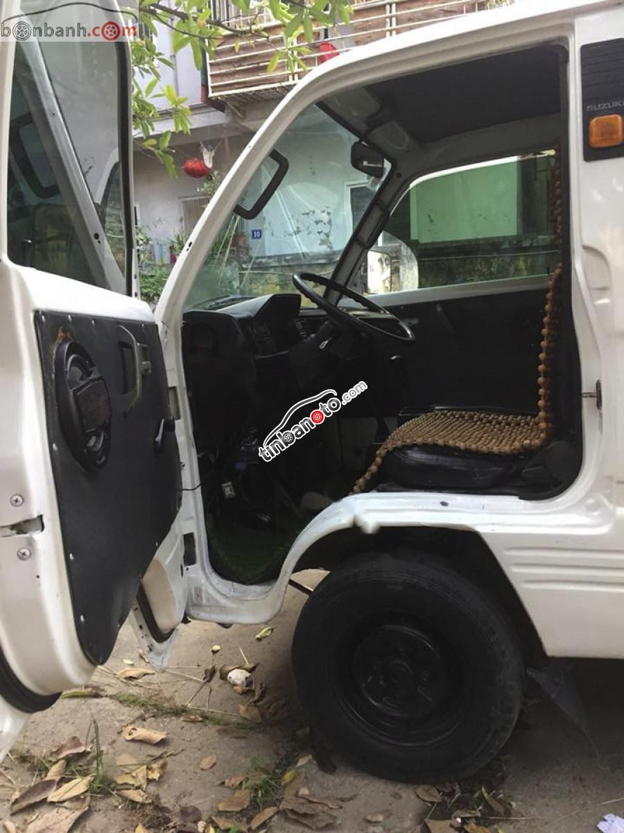 ban oto Nhap khau Suzuki Super Carry Van  1998