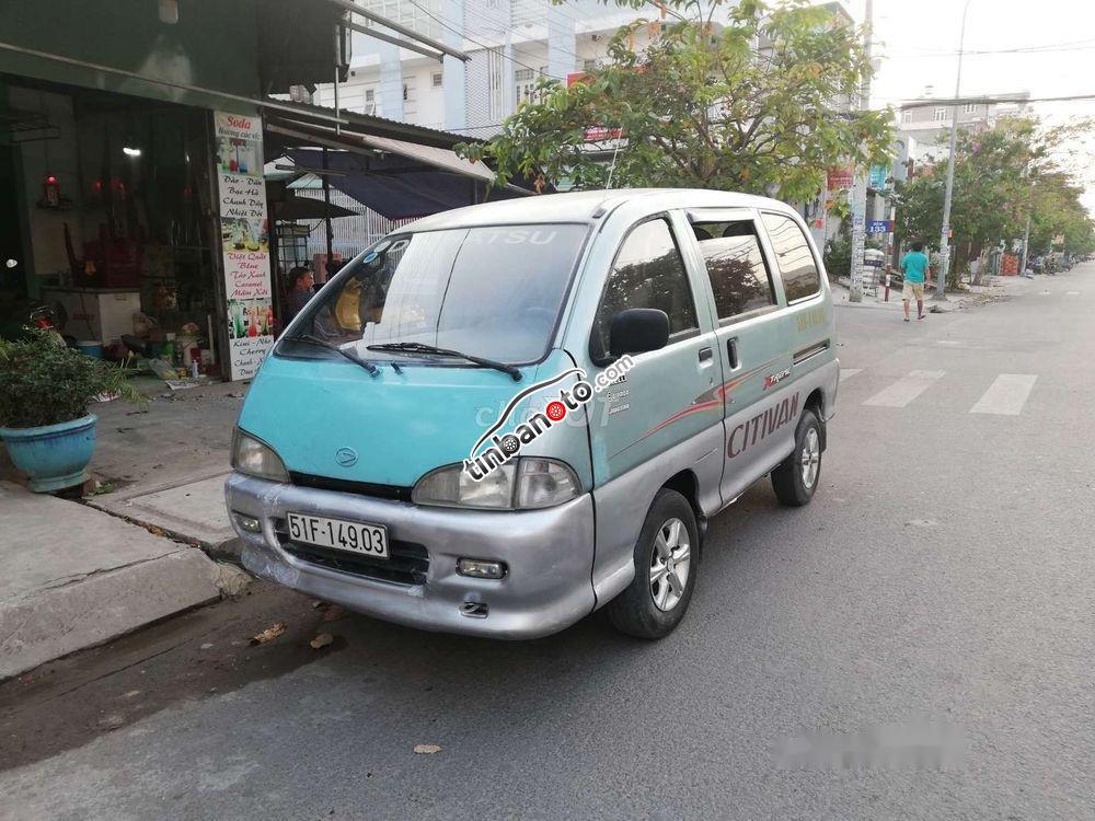 ban oto Nhap khau Daihatsu Citivan   2000