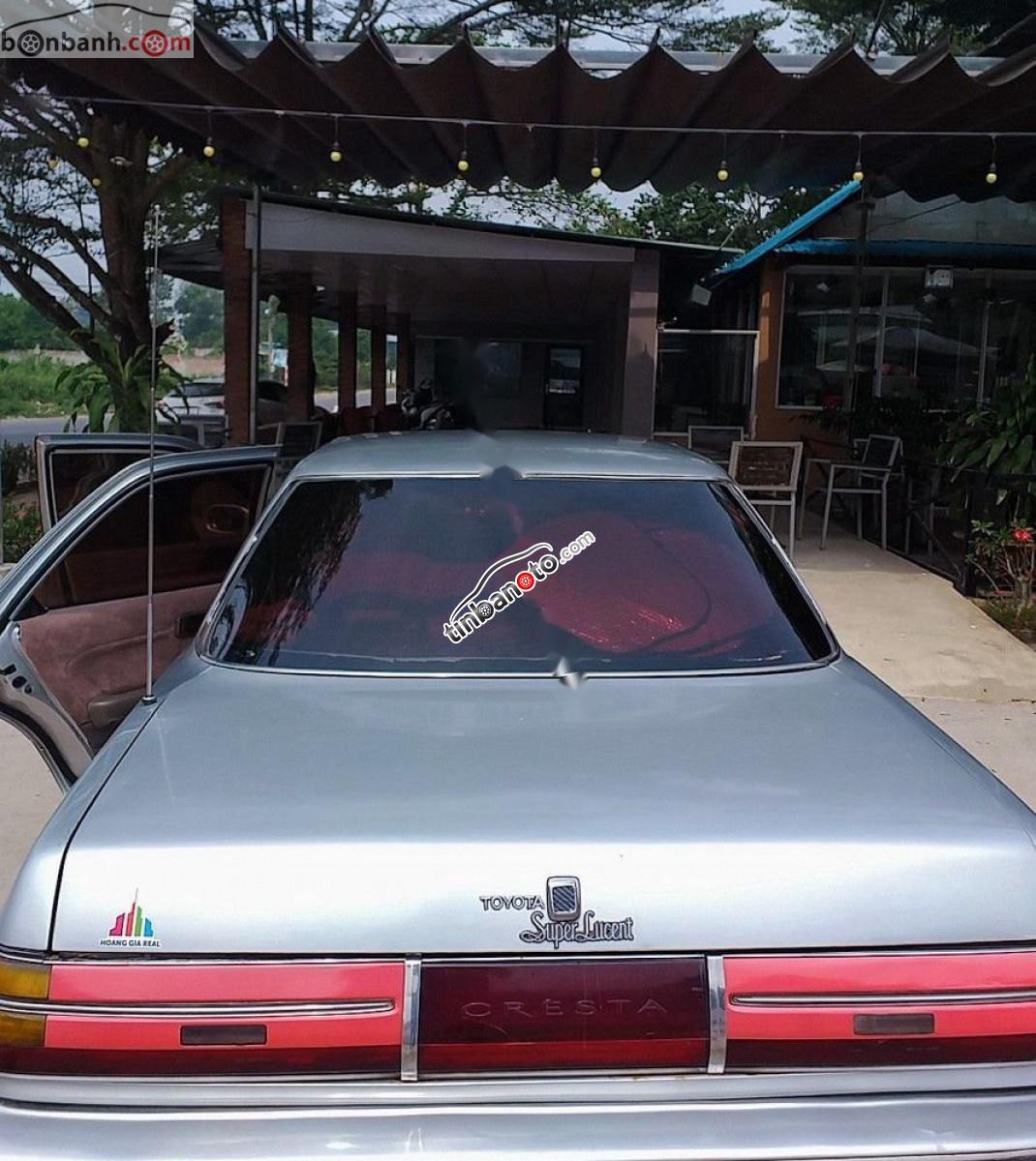 ban oto Nhap khau Toyota Cresta   1990