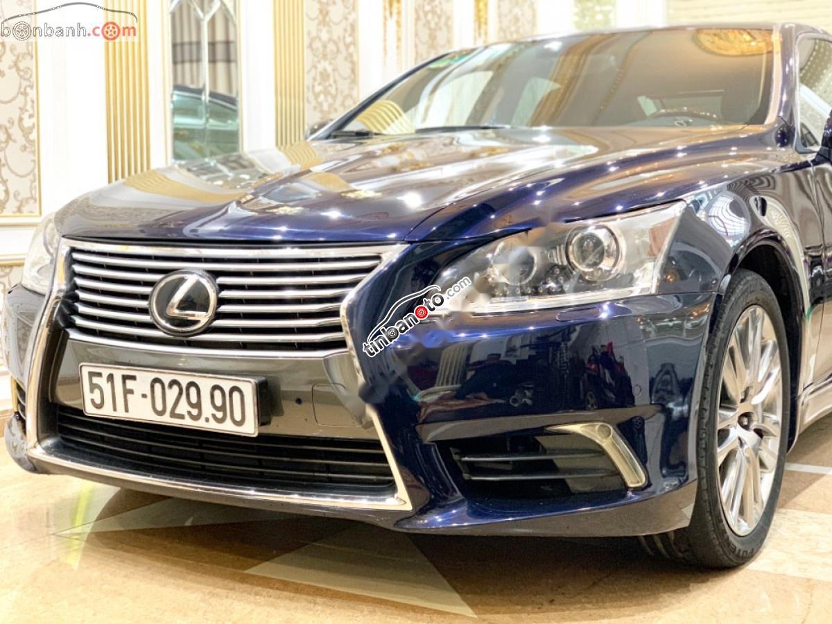 ban oto Nhap khau Lexus LS 460L 2007