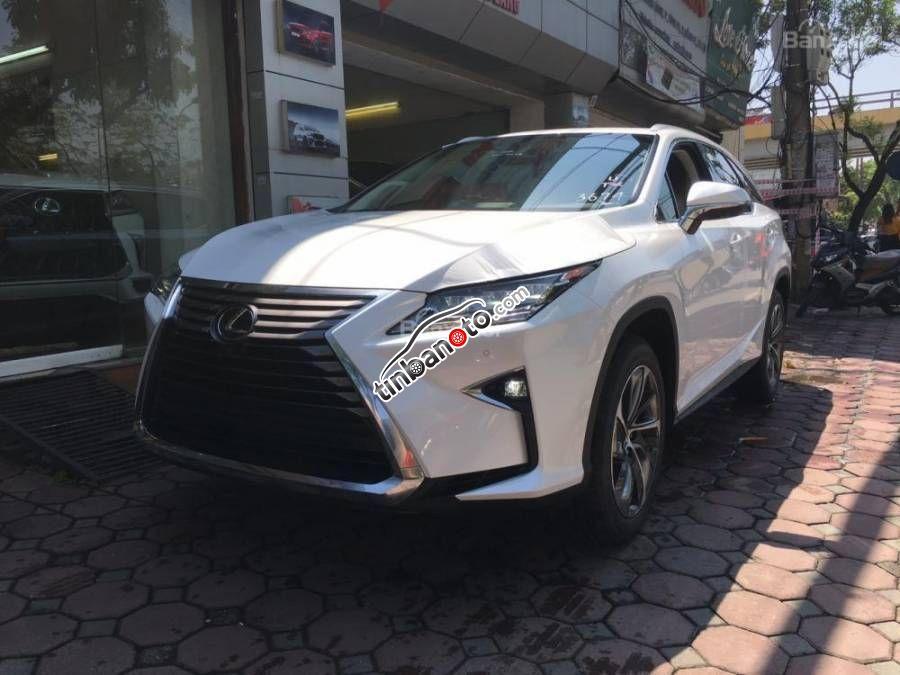 ban oto Nhap khau Lexus RX  2019
