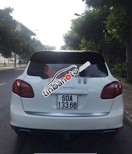 ban oto Nhap khau Porsche Cayenne S  2011