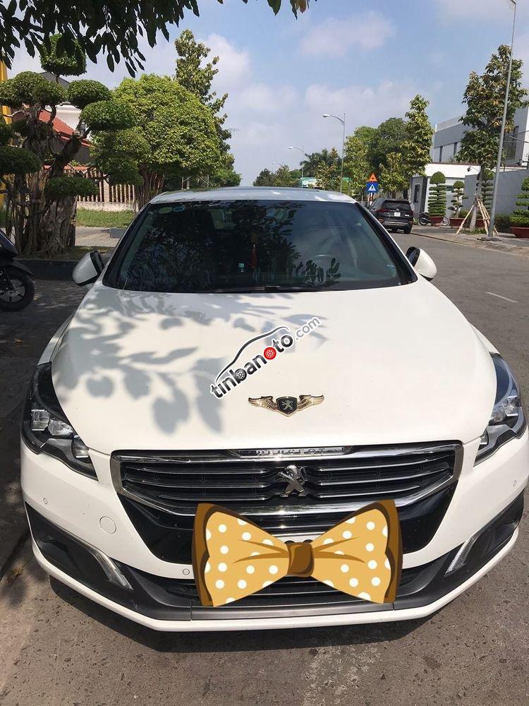 ban oto Nhap khau Peugeot 508  2018