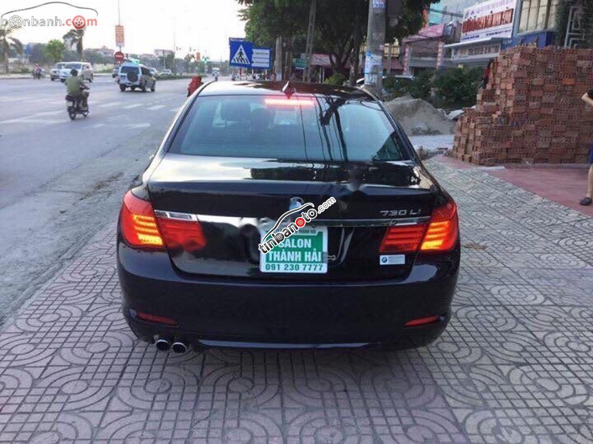 ban oto Nhap khau BMW 7 Series  2010