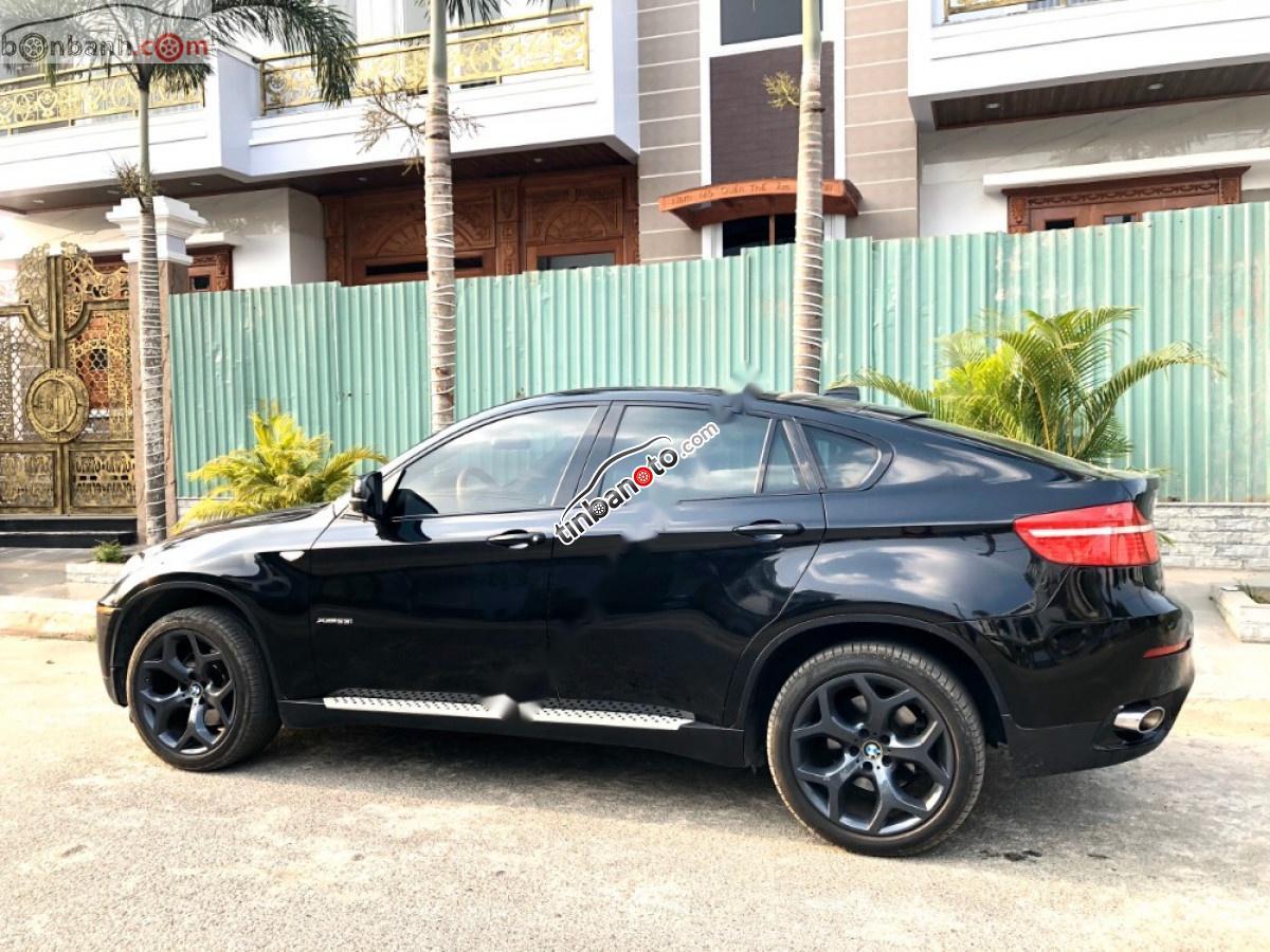 ban oto Nhap khau BMW X6  2009