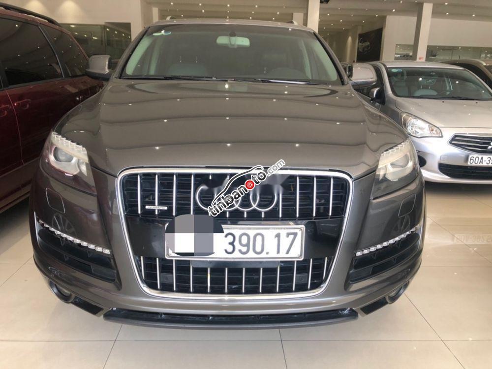 ban oto Nhap khau Audi Q7  2011