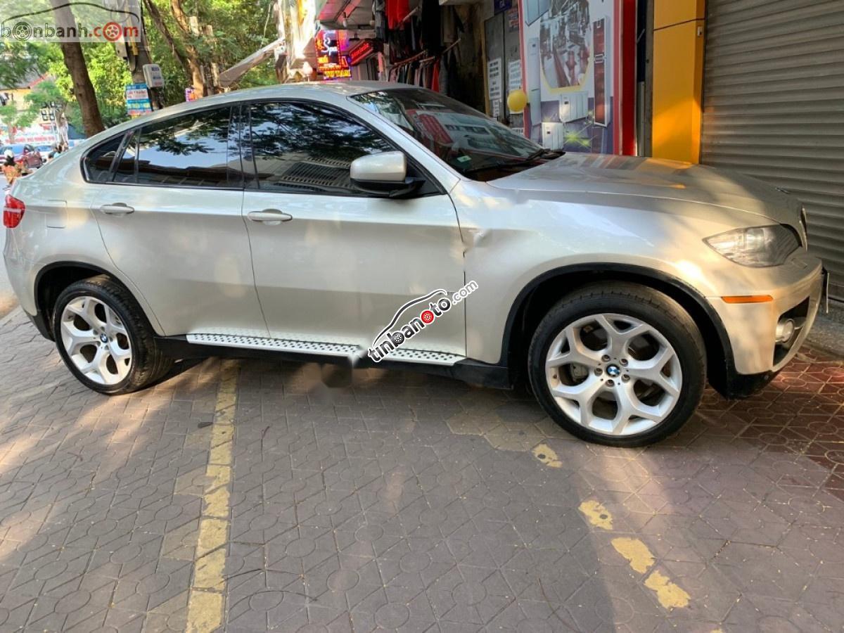 ban oto Nhap khau BMW X6  2008